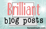 Brilliant Blog Posts linky